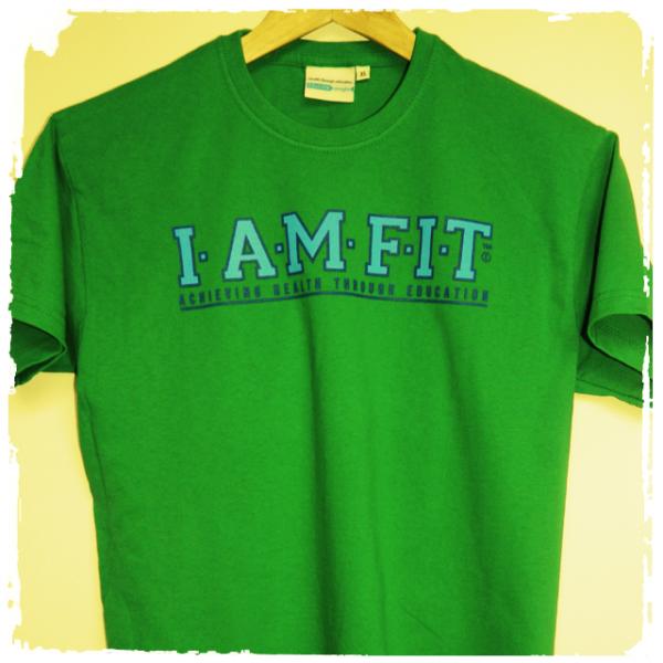 i am fit mens t-shirt